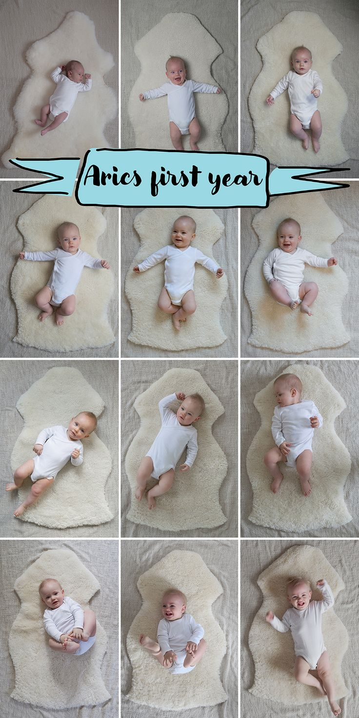 Babys erstes Jahr erster bis zwölfter monat do …