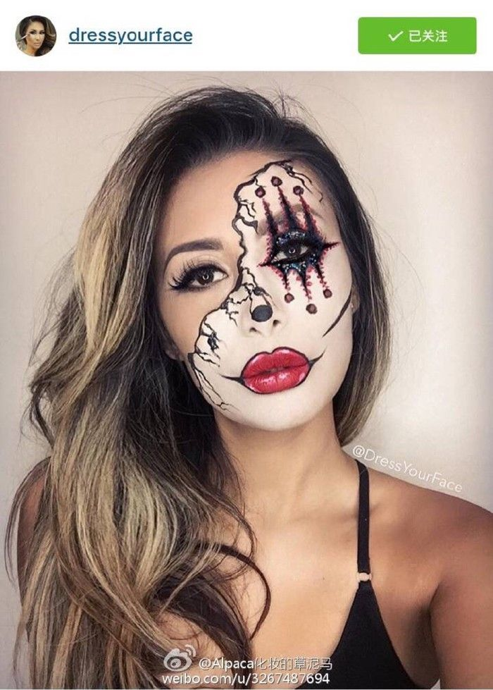 14 best images about hallowen on Pinterest Scary clowns, Scary - scary halloween costume ideas 2016