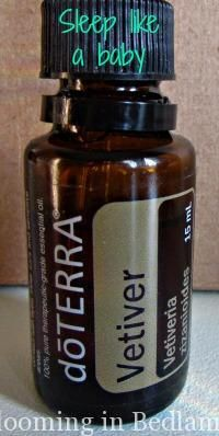 """""""Vetiver oil is frequently used to help children battling ADD & ADHD stay focused and calm. It helps me feel grounded and clears my head of that pesky to-do list. I rub one drop on the bottom of each of my big toes at night. Then I lie back and fall asleep. I've been sleeping like a rock since January."""""""