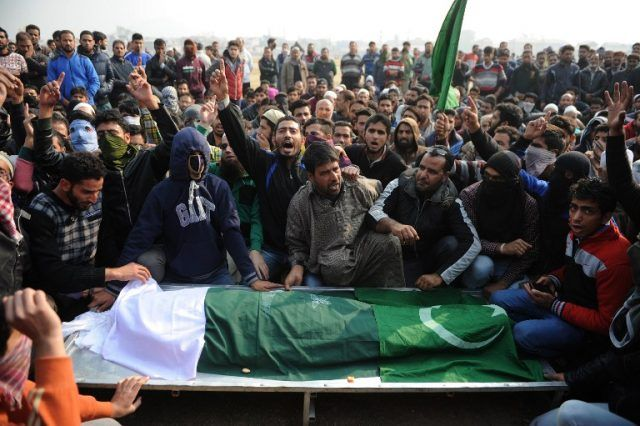 Accession of Kashmir to Pakistan is the dream of all Kashmiris an even when they die, they achieve martyrdom, they're burie… | Pakistani flag, Kashmir, Martyrs' day