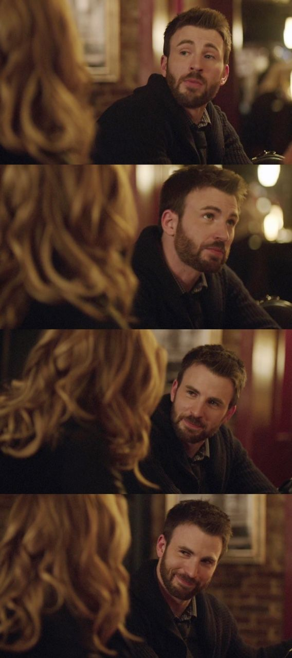 Chris Evans and Alice Eve in Before We Go.>>Watch it now on VOD, iTunes, and Amazon