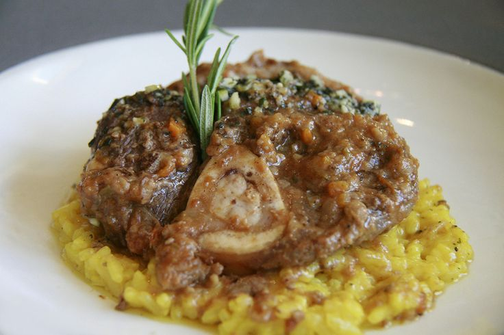 As promised last week, here is the recipe of Ossobuco from our chef.