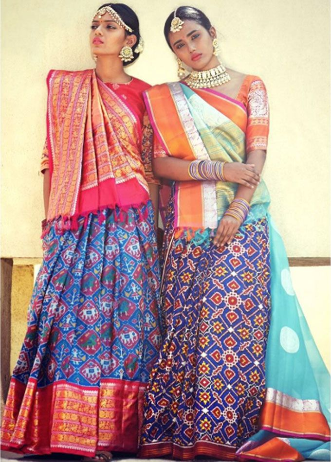 These Designers Have Got Us Loving Handloom All Over Again!
