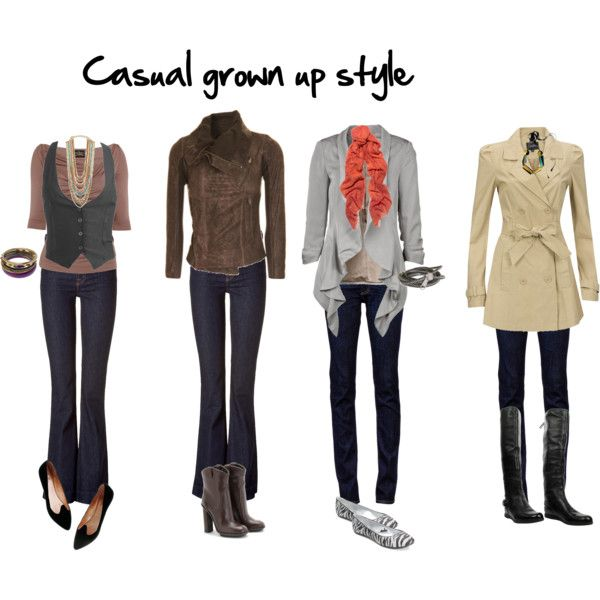 casual grown up style by imogenl on Polyvore featuring Vivienne Westwood Anglomania, mbyM, Rick Owens, Zalando, Wet Seal, J Brand, AG Adriano Goldschmied, Miu Miu, Gucci and Madewell