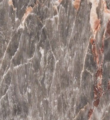 05. Salome 1kg by Xinamarie Mosaics  Grey marble mosaic tiles with fuscia veining