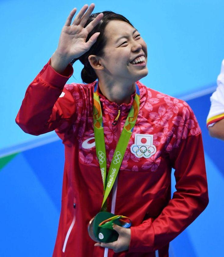 競泳女子 200 メートルバタフライでは星奈津美選手が 2 大会連続となる銅メダル獲得!闘病生活を乗り越えてのメダル、そして結婚。おめでとう!リオデジャネイロオリンピック・リオ五輪 2016