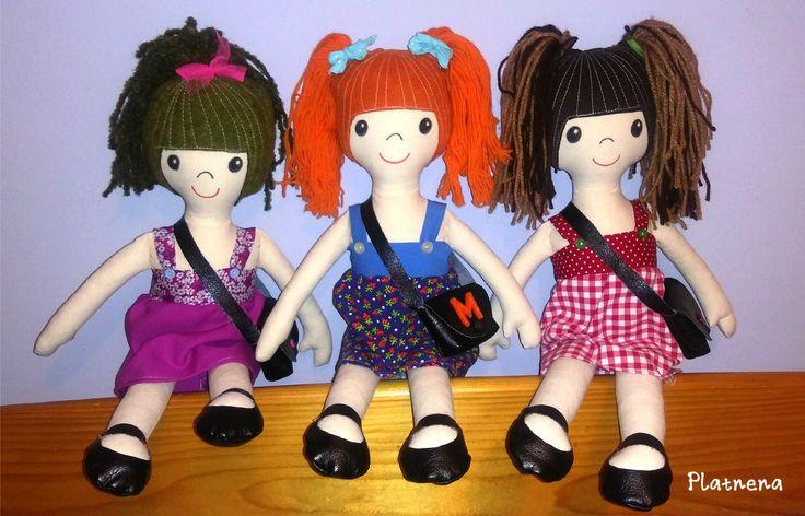 spring dolls