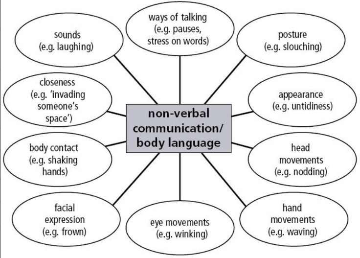 "verbal and non verbal communication in health This non-verbal communication — what british psychoanalyst adam phillips  if  it is true, as westland suggests, ""that the basic work of health professionals in."