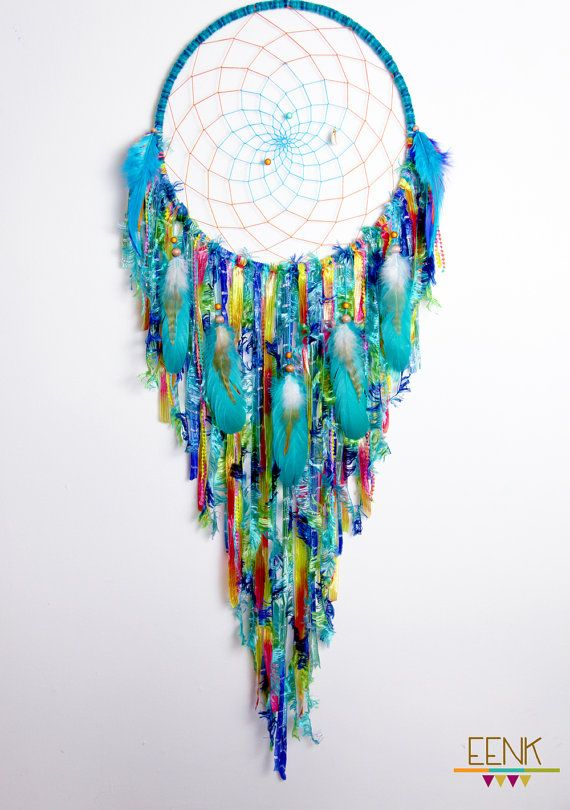 how to make different dreamcatcher designs