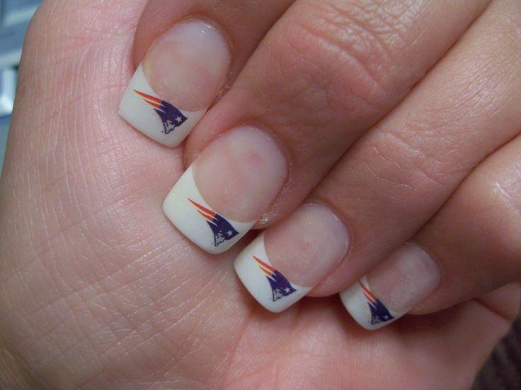 #Patriots nails