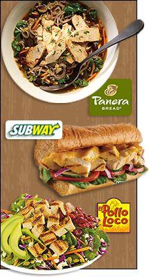 Best Ever Hummus Big Panera Subway Menu News More