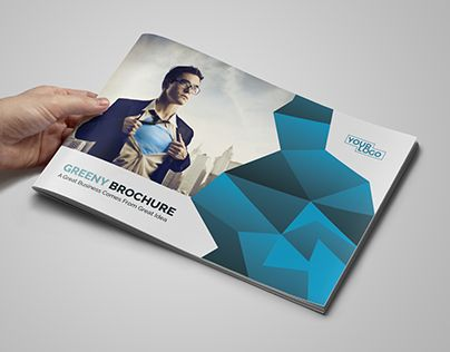 Best Multi Pages Brochure Template Images On