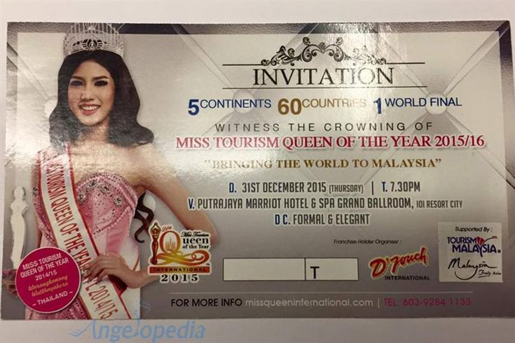Miss Tourism Queen of the Year International 2015 Coronation night