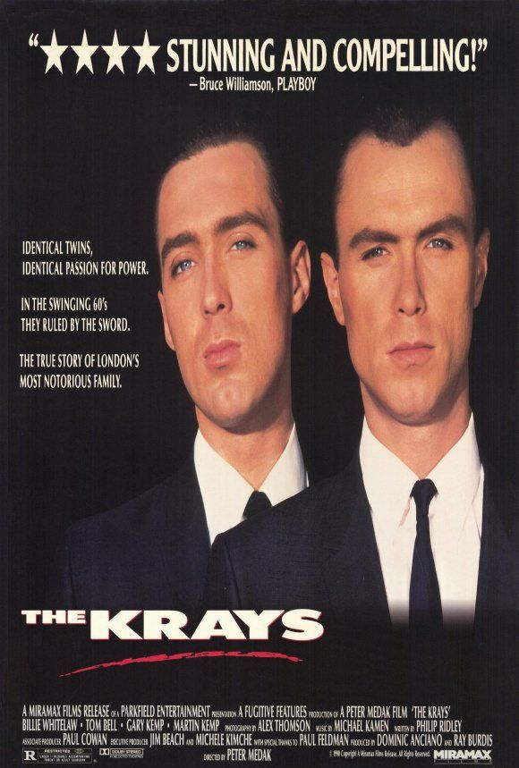 The Krays - based on London's Kray brothers