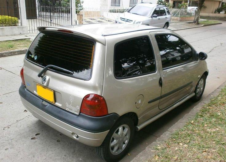 Renault Twingo Dynamique 16V usado 2007 92430 kms