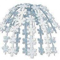 Centrepiece Cascade Snowflakes $26.95  BE20750