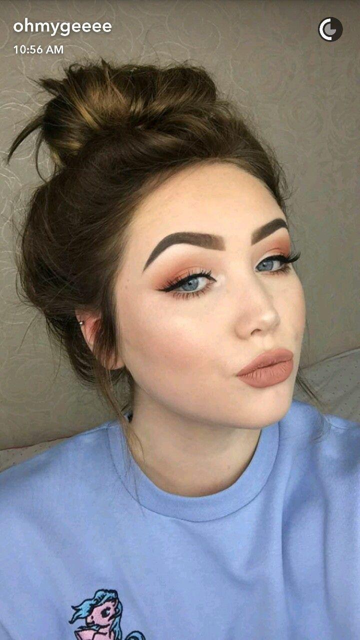 Makeup Ideas For School Aesthetic Cute Makeup Looks Simple Makeup Looks Cute Makeup
