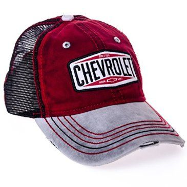 chevrolet baseball hats cool ball caps badges for sale chevy