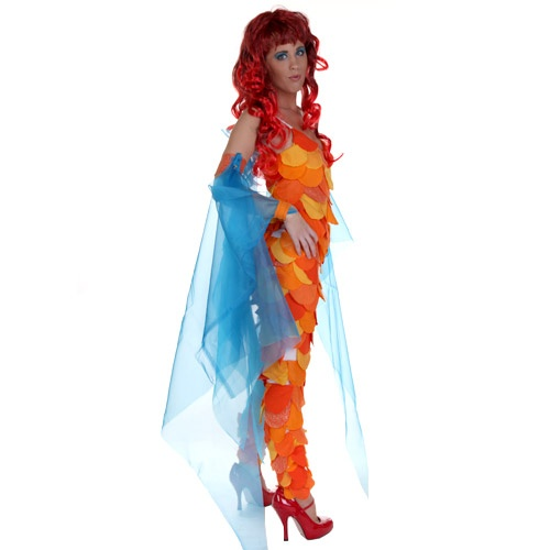 1000 images about fish costume on pinterest for Fish costume for adults