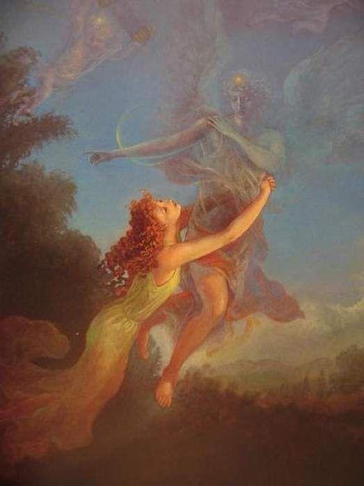 kinoko craft | Cupid And Psyche by Kinuko Y. Craft. BonzaSheila Presents The Art Of ...