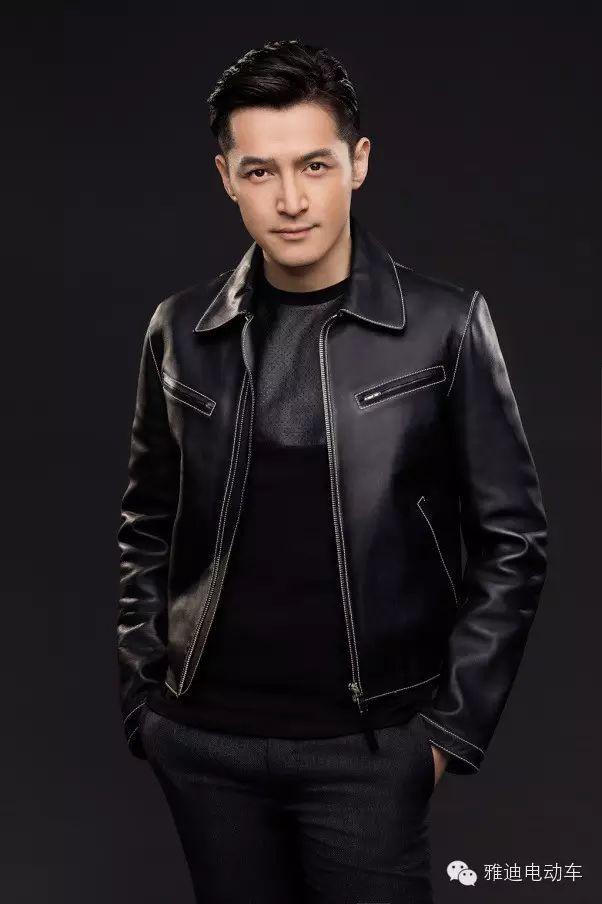 """胡歌 Hu Ge Chinese Actor/Singer【今日头条】""""国民男神""""胡歌牵手雅迪,成为雅迪品牌形象代言人"""