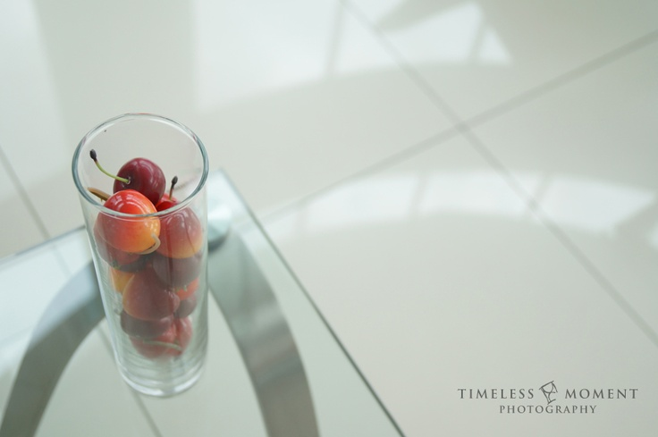Fake cherries by Timeless Moment Photography