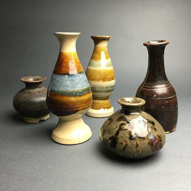 壺屋と湧田 琉球古陶 #メジコレ #壺屋 #pottery #earthenware
