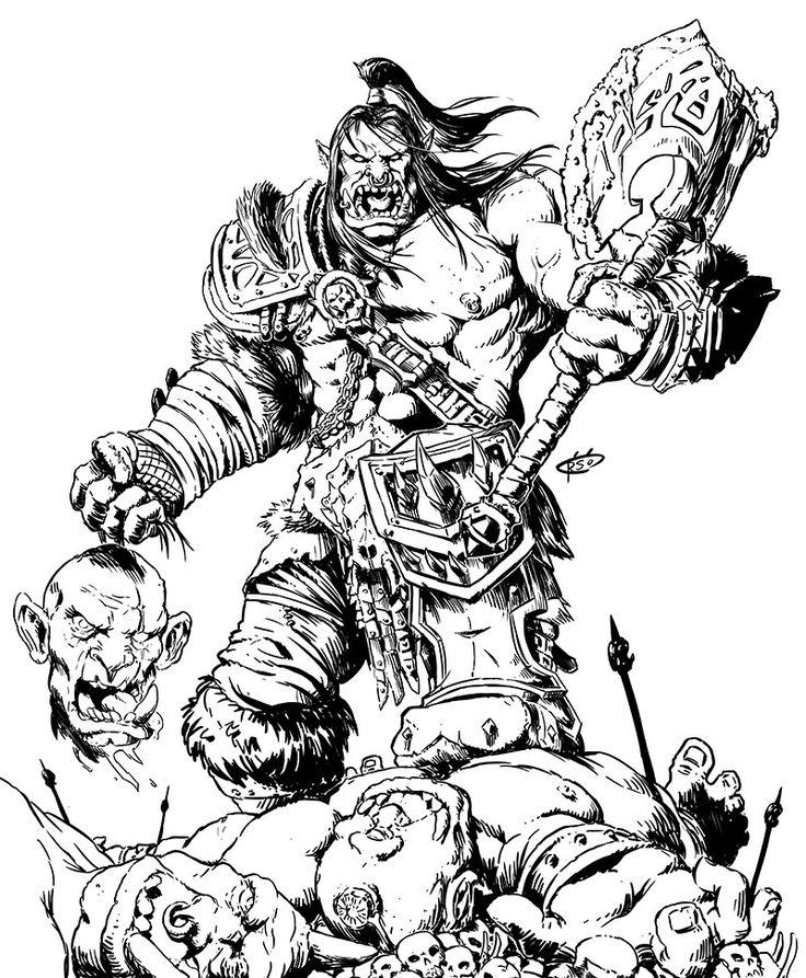 22 best Warcraft : Li Li Brune d'Orage (Li Li Stormstout