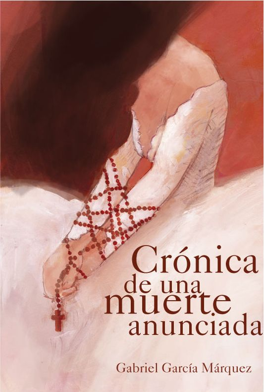an analysis of chronicle of the death foretold by gabriel garcia marquez These thoughts and actions literally become the chronicle of a death foretold marquez utilizes the chronicle is death foretold by gabriel garcia marquez.