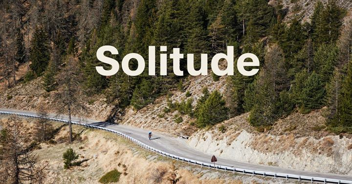 Often the beauty of this amazing sport is being alone in the company of nothing and no one but what you see and what you feel.  New Solitude collection launching on Sunday.  http://ift.tt/1WFYVYw
