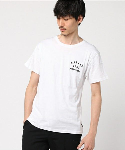 【ZOZOTOWN|送料無料】TCSS(ティーシーエスエス)のTシャツ/カットソー「STANS SURF CLUB TEE」(SWT1607)を購入できます。