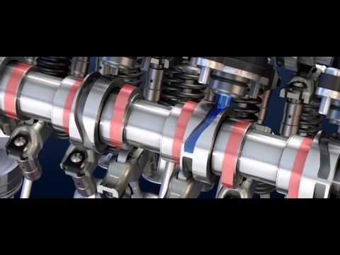 Bentley Bentayga W12 Engine - YouTube