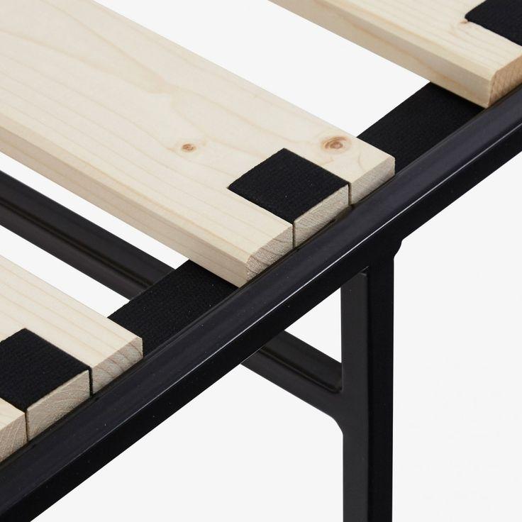 10 besten monoqi metallbett stahlbett metal bed minimalistisch industriedesign industrial design. Black Bedroom Furniture Sets. Home Design Ideas
