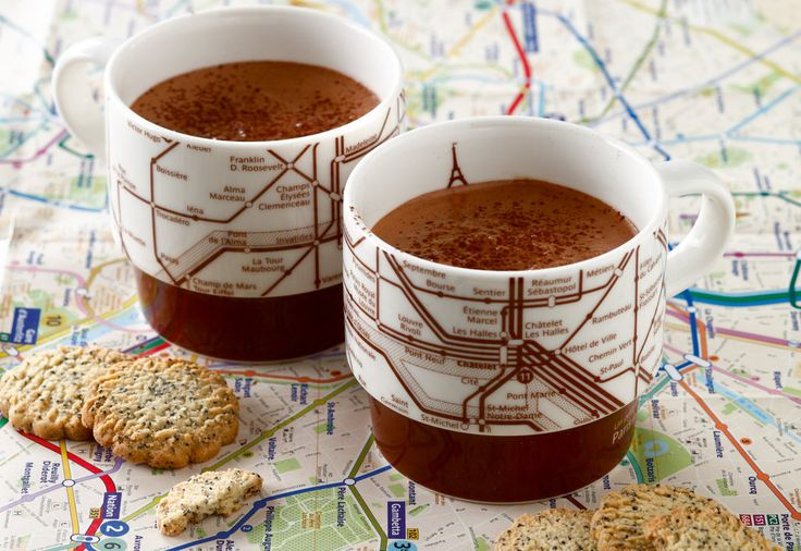Chocolat chaud Rececette -