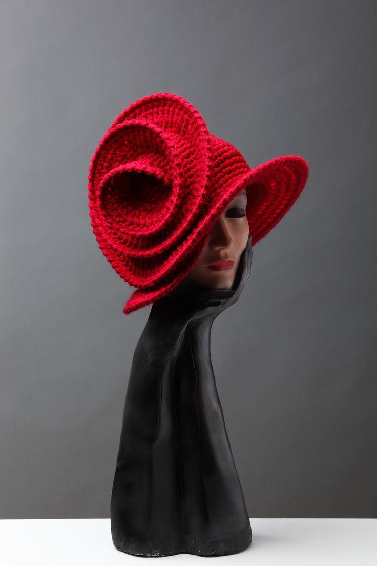 """""""Chioma di Berenice"""" di Capplé - pièce unique - Museo della Moda e delle Arti Applicate di Gorizia - www.capple.it"""