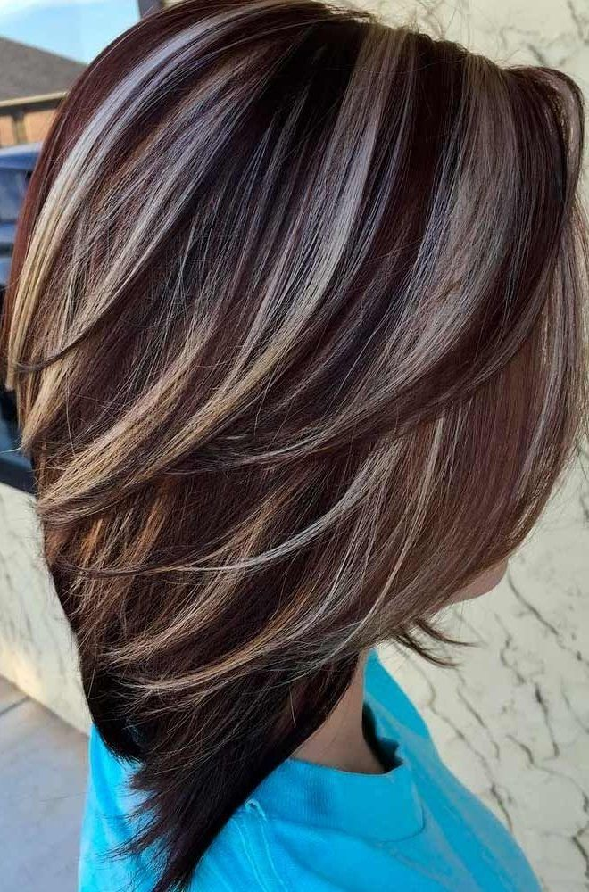 45 Latest Hair Color Styles Leave