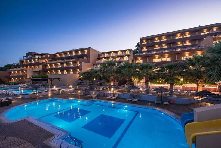 Discount UK Holidays 2017 4* All-Inclusive Crete with Sea View Room & Flights From £169pp (from Bargain Late Holidays) for a three-night, all-inclusive 4* Crete stay in a side seaview room with flights, or stay for five nights from £239pp - save up to 28%