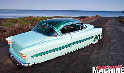'53-54 Chevrolet Bel Air Hardtop | CRUISERS & CRUZING ...