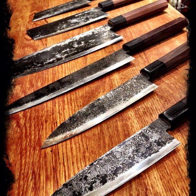 Takeda Knives Cuchillos Pinterest Knives Custom