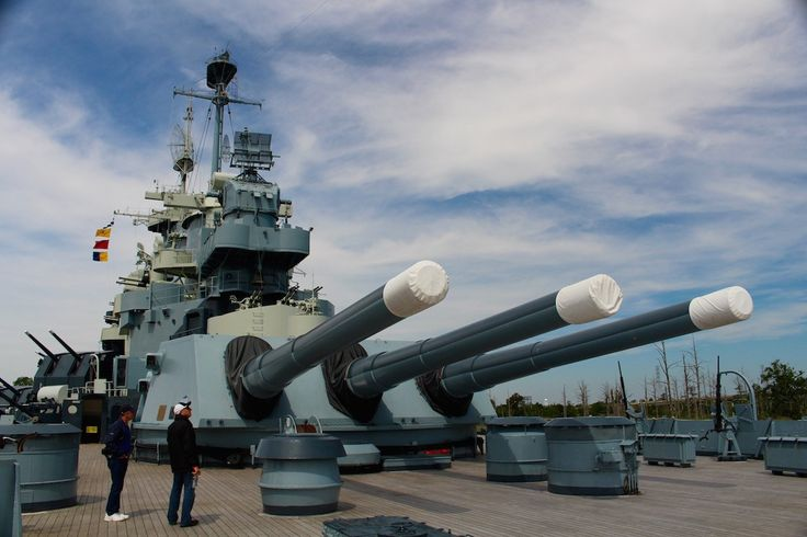 Visiting the Battleship North Carolina in Wilmington - https://www.warhistoryonline.com/military-vehicle-news/visiting-the-battleship-north-carolina-in-wilmington.html