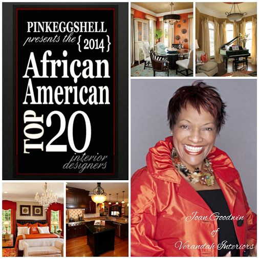 31 best images about african american interior designer for Best american interior designers