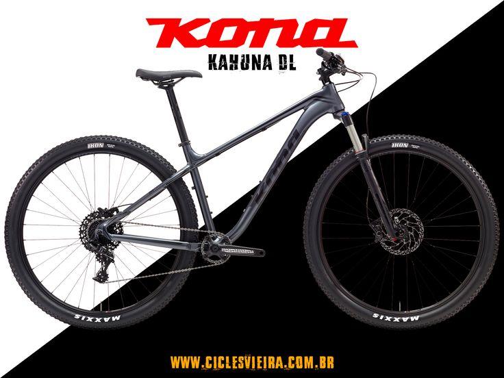 Kona Kahuna DL - www.ciclesvieira.com.br