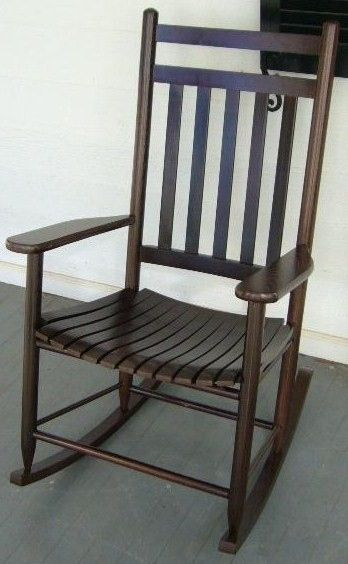 27 best images about rocking chairs on pinterest for Porch rocker plans