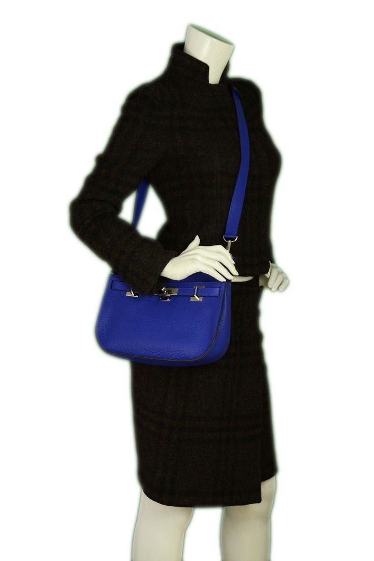 birkin bag replica best - hermes 25 birkin blue electric togo phw