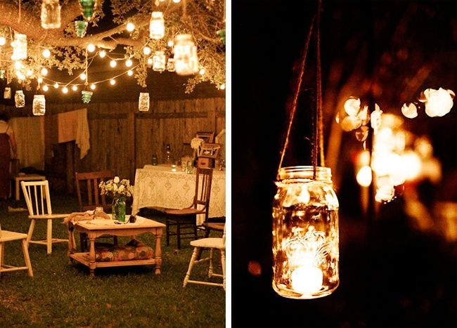 13 inspiring ideas for the greatest outdoor party ever!