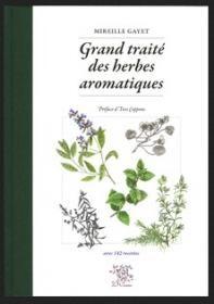 photo Grand traité des herbes aromatiques