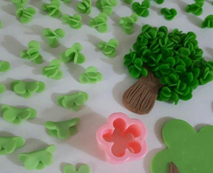 Tips para hacer follaje para árboles en 3D.