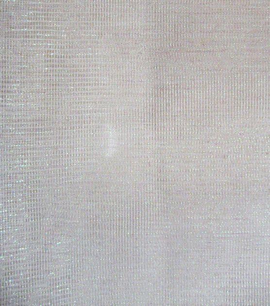 Metallic Mesh Fabric at Joann.com