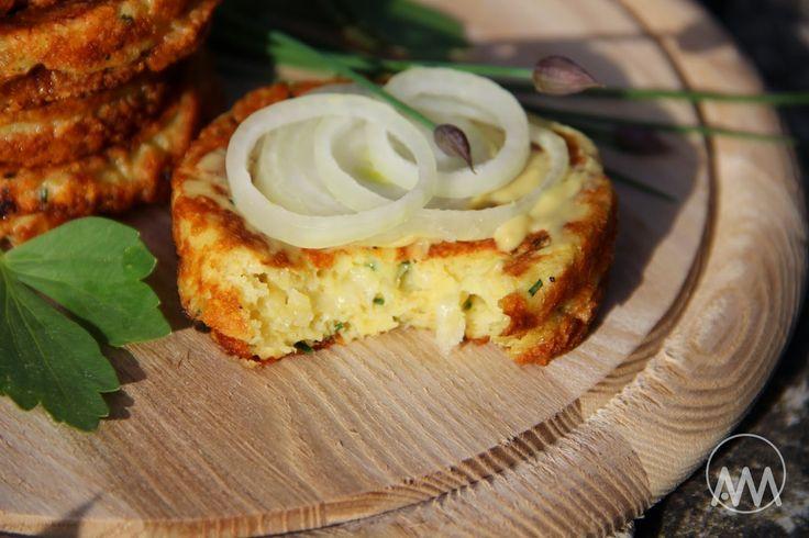 V kuchyni vždy otevřeno ...: Sýrové placičky s hořčicí