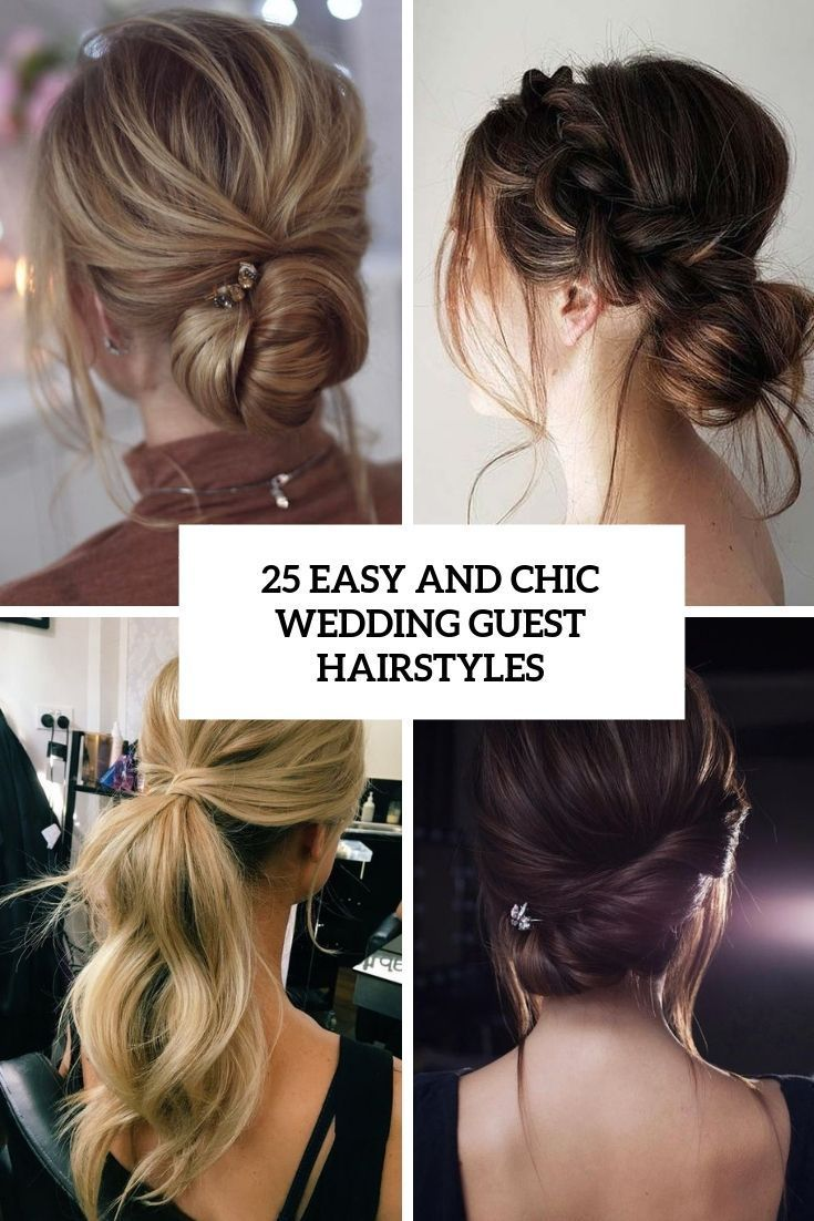 Einfache Hochzeitsgast Frisuren Einfache Frisuren Hochzeitsgast Frisuren Wedding Guest Hairstyles Guest Hair Easy Wedding Guest Hairstyles